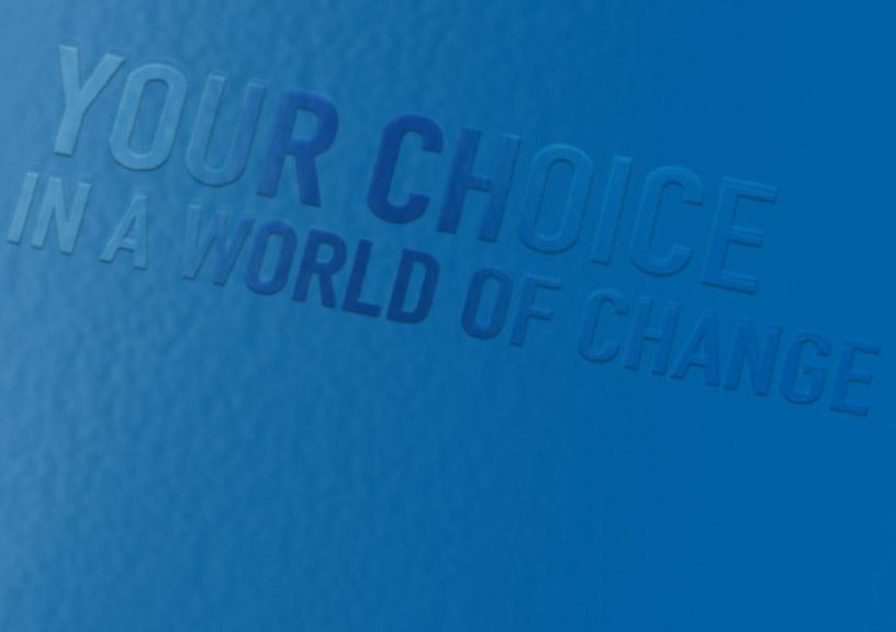 Safran Vectronix Corporate Design - Pressemappe