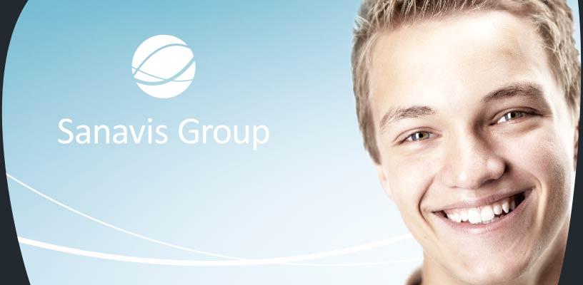Sanavis Group Corporate Design