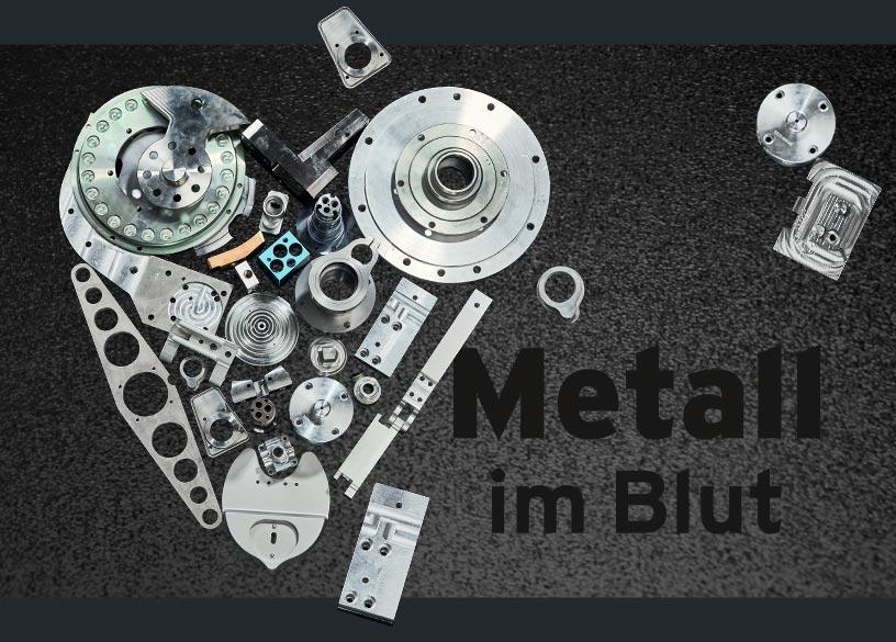 Schmid Metallbearbeitung Corporate Design
