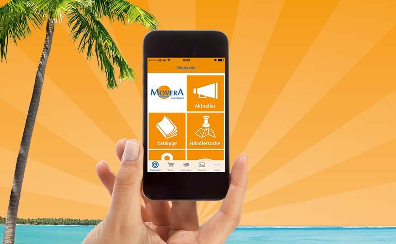 Movera Digital Design - App