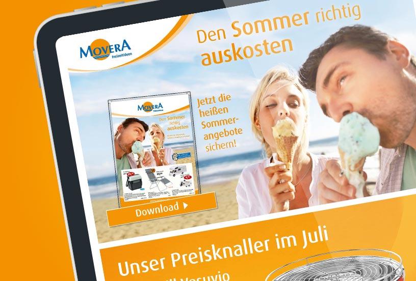Movera Digital Design - Newsletter
